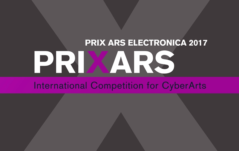 Call for Entries. Linz. 2017 Prix Ars Electronica